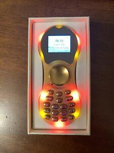 NUOVO Fidget Spinner CELLULARE, SBLOCCATO, molti colori. esclusivo UK stock.