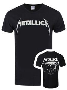 Metallica-MOP-Photo-Men-039-s-Black-T-shirt