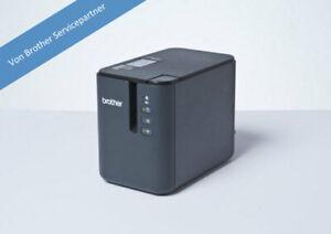 Etichetta DISPOSITIVO BROTHER P-touch p900w NUOVO PER PC 3,5 - 36mm come 9700pc, W-LAN