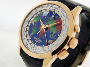 Vulcain-Cloisonne-der-Welt-Gmt-100508-127L-LTD30pc-18k-Rose-Gold-Lnib