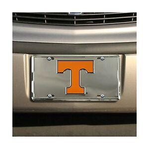 Tennessee Vols Super Stock Metal License Plate 6 x 12