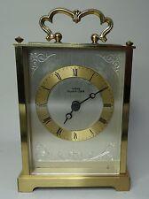 """mid century design clock - Elegante Tischuhr  """" VDO Quartz Zeit """" Uhr 70er"""