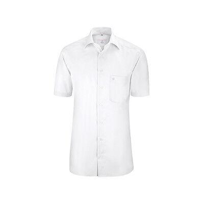 ZuverläSsig Greiff Herren Hemd Premium Corporate Wear 6611 Weiß Gr Herrenmode 43/44 Neu Weich Und Rutschhemmend