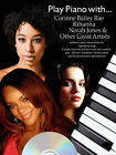 Play Piano with... Corrine Bailey Rae, Rihanna, Norah Jones and Other Great Artists by Danny Gluckstein (Mixed media product, 2006)