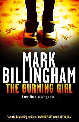 The Burning Girl by Mark Billingham (Paperback, 2004)