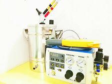 Digital Display Powder Coating Machine Spray Gun With Ss 304 Min Hopper