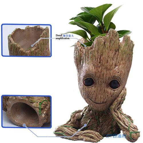 "Guardians of The Galaxy Vol 2 Baby Groot 6/"" Figure Brush Pot Flowerpot 16cm NIB"
