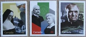 1823a-c-d-CANADA-MNH-3-stamps-from-Hardbound-Millennium-Book