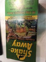 Shake-away Coyote Urine Granules (16 Oz) Deer Repellent