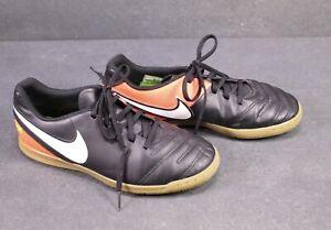 Sb197-Nike-Tiempo-Rio-III-Sneaker-Scarpe-Sportive-Tg-38-5-Scarpe-Calcio-Indoor