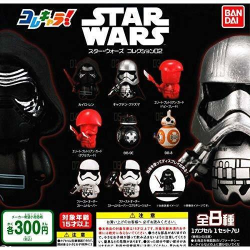 New Kore character  Star Wars Collection 02  Japan