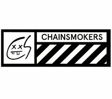 THE CHAINSMOKERS Collage Ltd Ed RARE Sticker +FREE Pop Stickers! Bouquet Closer