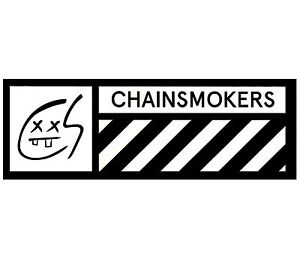 Image is loading THE-CHAINSMOKERS-Collage-Ltd-Ed-RARE-Sticker-FREE-