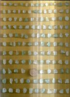 130 Scottish SEA GLASS pieces,170g-Ideal 4 seaside,beach & found arts & crafts