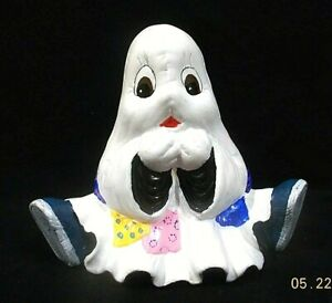 Ghost-Hand-Painted-Ceramic-Holiday-Home-Decor-Halloween