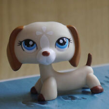 LPS COLLECTION LITTLEST PET SHOP cream white Dog RARE TOY 2""