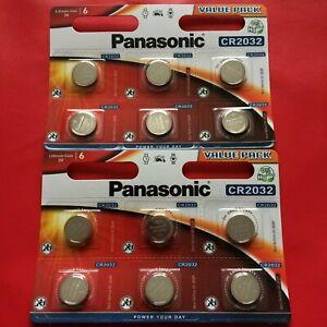 12-x-Panasonic-CR2032-3V-Lithium-Coin-Cell-Battery-2032-Longest-Expiry-UK