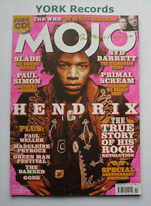 MOJO-MAGAZINE-Issue-156-November-2006-Hendrix-Slade-Paul-Simon-Barrett