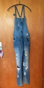 Latzhose Jeans Overall im Used Look Tally Weijl Gr. 36 - Steinfeld, Deutschland - Latzhose Jeans Overall im Used Look Tally Weijl Gr. 36 - Steinfeld, Deutschland