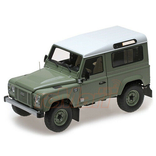 Almost Real 1 18 Diecast Land Rover Defender D90 2015 Scale Model Car  810204