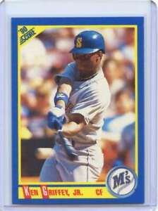 Ken-Griffey-Jr-Card-1990-Score-2nd-Year-560-Seattle-Mariners