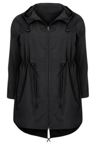 Womens Outdoor Hoodied Long Sleeve Plus Size Pocket Parka Jacket Outwear Coats