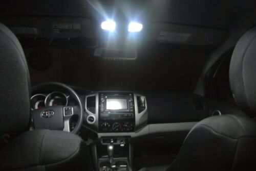 LED White Lights Interior License Package Kit For Buick Century 1998-2003 18pc
