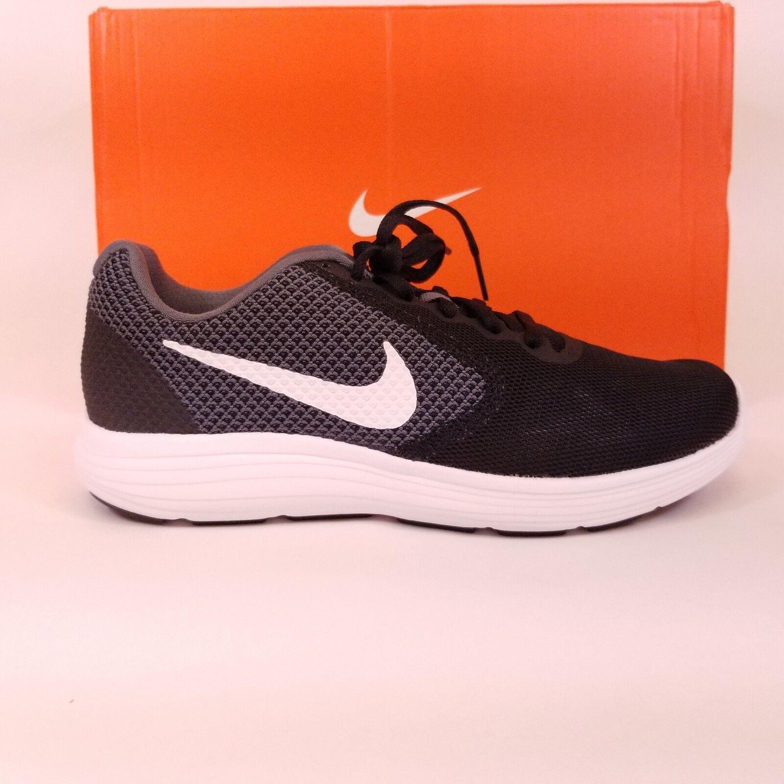 NIKE Men's Revolution 3 Running shoes Black size US 6.5