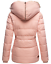 Marikoo-Muy-Caliente-Chaqueta-de-Invierno-para-Mujer-Abrigo-Parka-Guateada-Nekoo miniatura 28