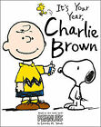 Peanuts: it's Your Year, Charlie Brown!: A Year in the Life of Charlie Brown by Scholastic (Paperback, 2014)
