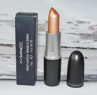 MAC~AUTHENTIC *FOIL* FROST LIPSTICK (LTD. ED. FROST COLLECTION-2004) RARE & HTF