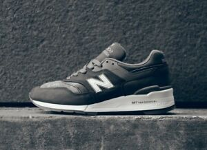 the latest dd22b 0dbfd Details about NEW BALANCE 997 DPA / J.CREW COLLABORATION / CHARCOAL CAMO /  3M DETAILING/ SZ.
