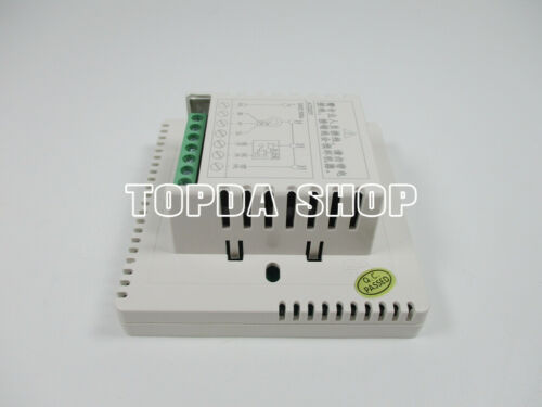 1PC York APC-TMS2000 Climatisation Centrale LCD Thermostat Switch Panel