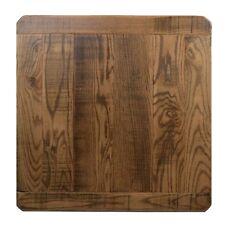 Distressed Barn Wood Table Top 30 X 30 Urban Rustic Restaurant Furniture