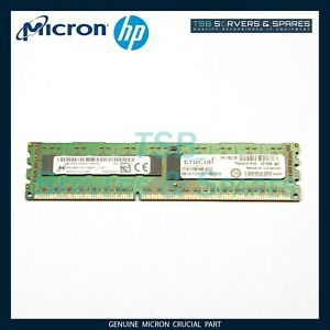 8GB-2Rx8-PC3-12800R-DDR3-1600MHz-MT18JSF1G72PDZ-1G6E1FE-CT102472BB160B-18FED