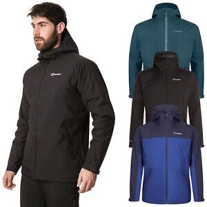 artículo Vacante aprender  Berghaus Mens Deluge Pro 2.0 Insulated Waterproof Jacket Warm Padded Hiking  Walk | eBay