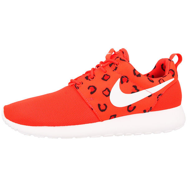 Nike Roshe One Print Women shoes Sneaker  Running shoes rosheone Crimson 599432-603  save up to 30-50% off