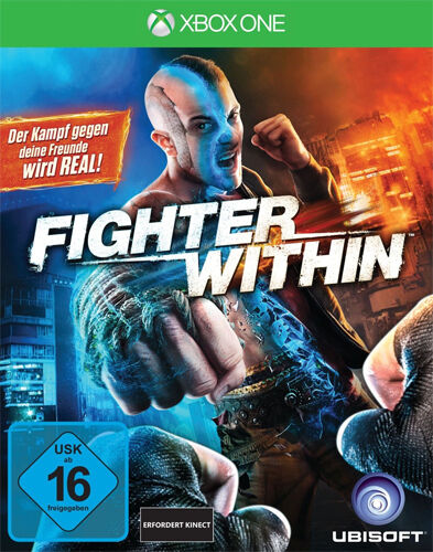 Microsoft XBOX - One XBOne Spiel ***** Fighter Within *******************NEU*NEW