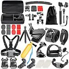 Neewer 50-In-1 Action Camera Accessory Kit for GoPro Hero 4/5 Session, Hero Yi,