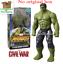 New-Hasbro-Hulk-Marvel-Avengers-Legends-Comic-Heroes-Action-Figure-11-034-Kids-Toys miniature 2