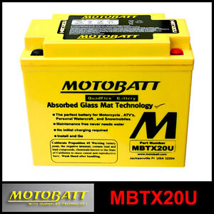 BATTERIE-MOTOBATT-MBTX20U-YTX20BS-YB16A-12-V-21-SCELLES-EN-ACTIVE