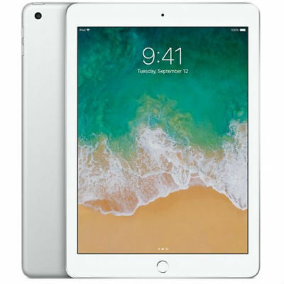 "Apple iPad 9.7"" (2018) 32GB Wifi - Plata"
