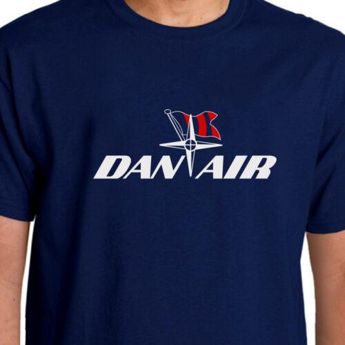Aeroclassic Retro Dan Air Design T-Shirt
