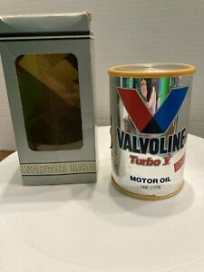 Valvoline Oil Promotional AM Radio RARE WORKS w/BOX