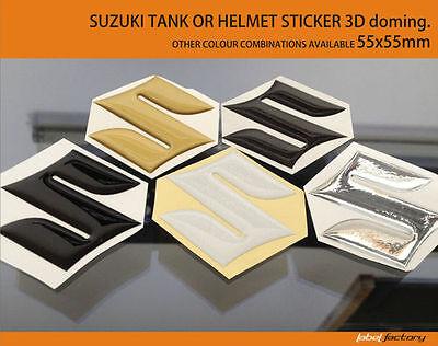 3D Carbon Motorcycle Gas Tank Sticker Fit Suzuki GSX-S GSXS 1000 750 TL1000