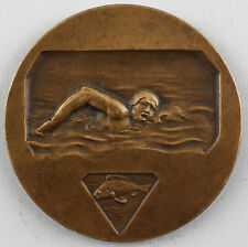 Bronze-Medaille Schwimmer Demey Dubois 99808025