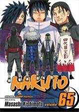 Naruto, Vol. 65 by Masashi Kishimoto (2014, Paperback)