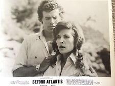BEYOND ATLANTIS - 1973 - Horror - Original B&W Film Still Photograph