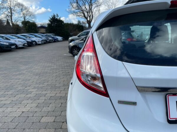 Ford Fiesta 1,0 SCTi 140 Titanium billede 3