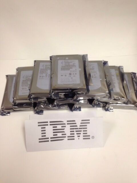 IBM 73GB 15K SAS 3.5'' HDD 40K1049 26K5847 39R7360